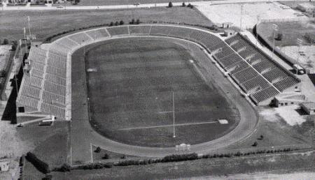 Kingston Stadium is getting a facelift this spring. Because of that, there will be no track meets. (Gazette file photo)
